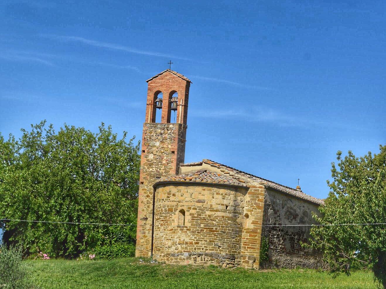 montalcino church