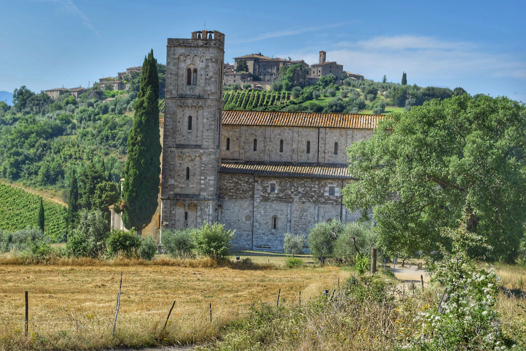 abbey sant antimo