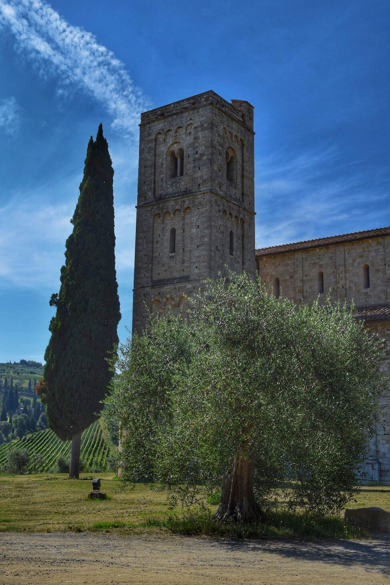 abbey sa nt antimo