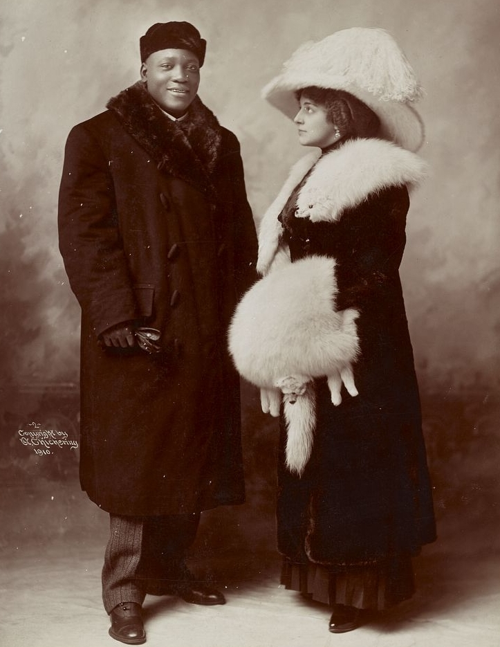 Jack and Etta Duryea Johnson