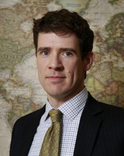 Andrew Bennett  Deacon, Former Canadian Ambassador for Religious Freedom