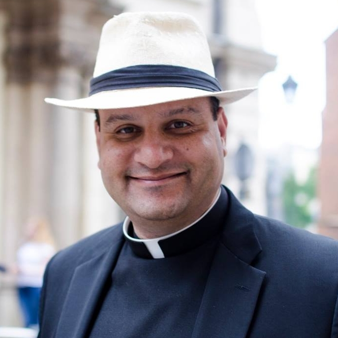 Fr. Raymond J. de Souza Priest, Chaplain, Columnist, and Editor-in-Chief of Convivium