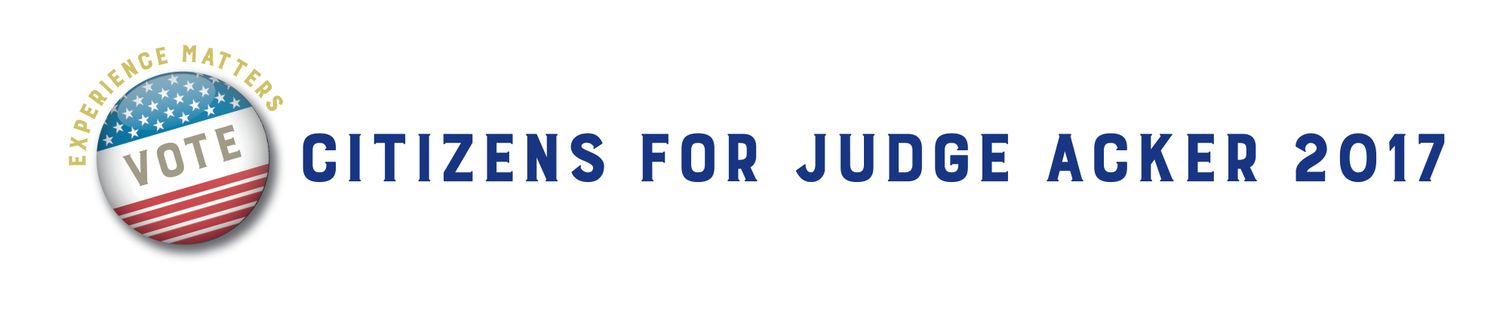 Citizens for Judge Acker 2017