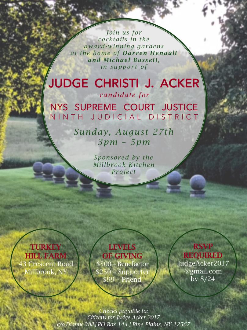 Millbrook Event