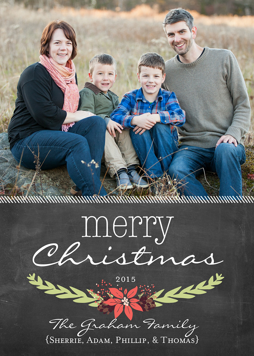 Graham Family 2015 web