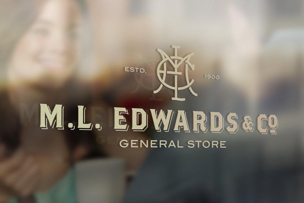 M.L. Edwards – Branding  View Project