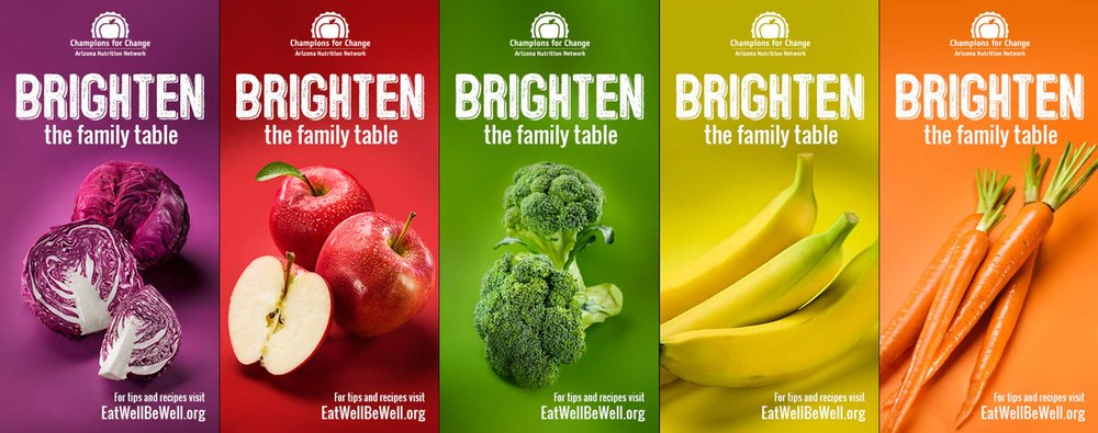 Brighten The Family Table - Campaign