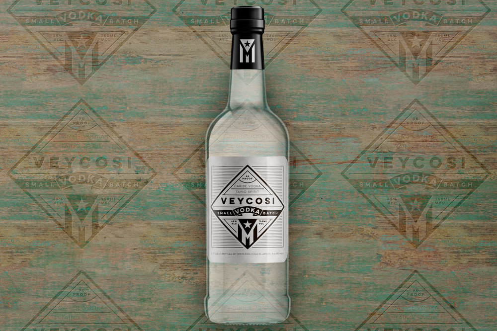 Veycosi Vodka - Branding & Packaging  View Project