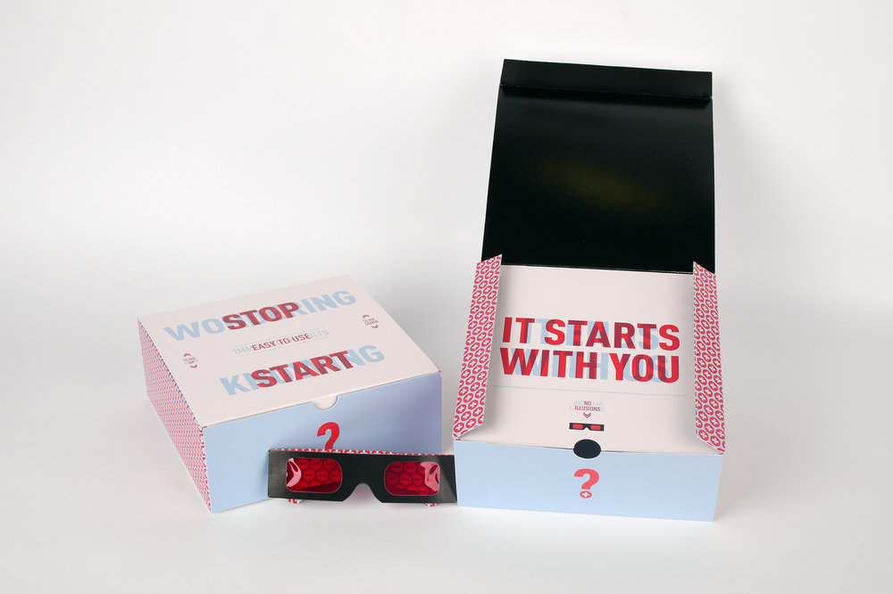 HIV AZ — Mystery Kit