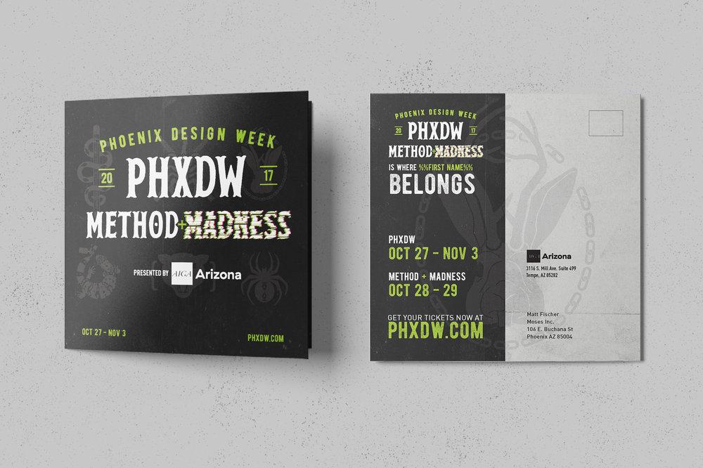 Phoenix Design Week 2017 - Branding & Campaign  View Project