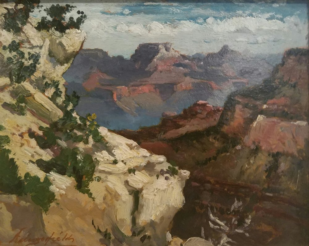 A Bit of the Grand Canyon *