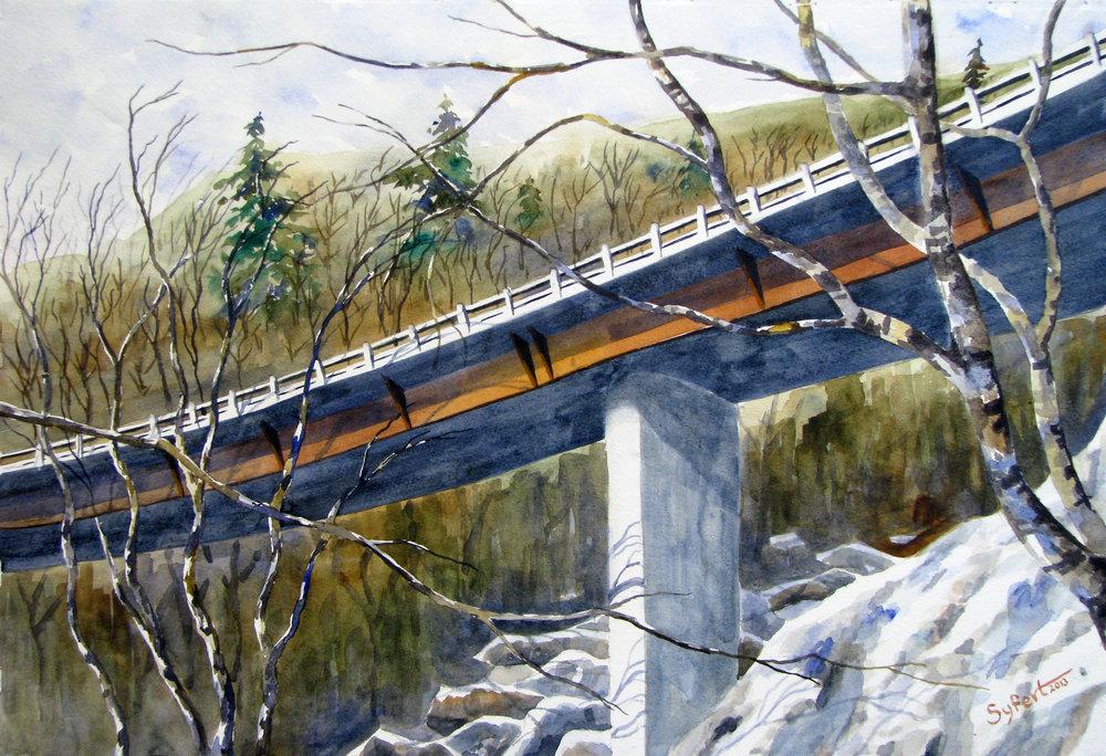 Viaduct from Tanawana