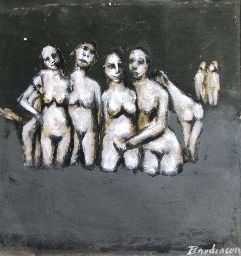 Seven Figures, Nudes