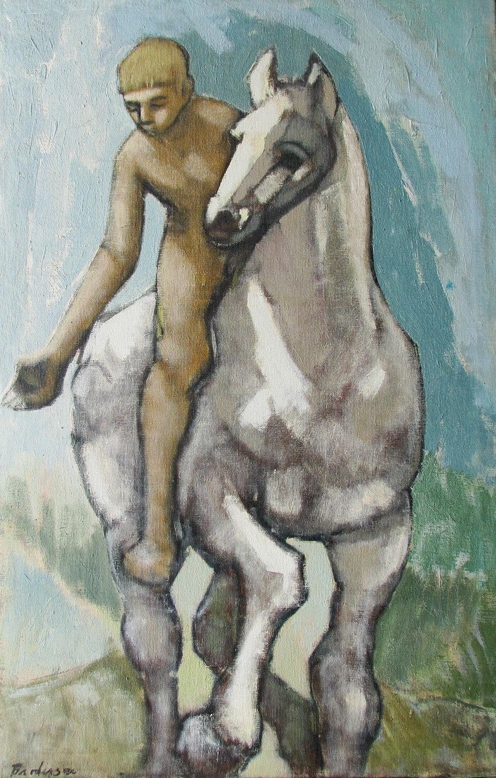 Rider on Horse *