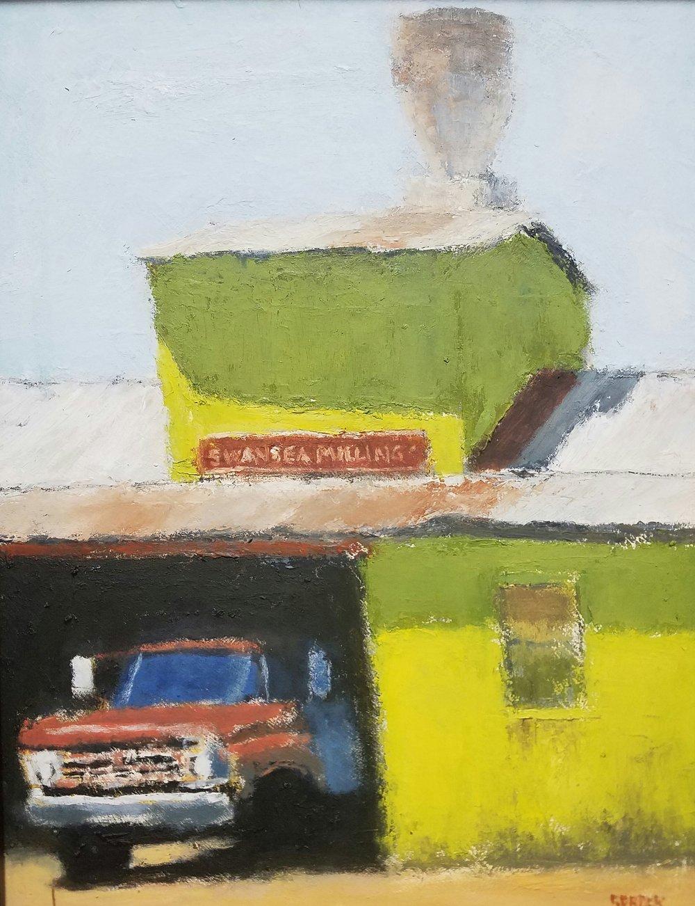 Mill Truck #1
