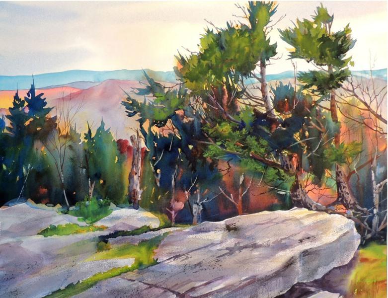 Grandfather Profile Trail Flat Rock