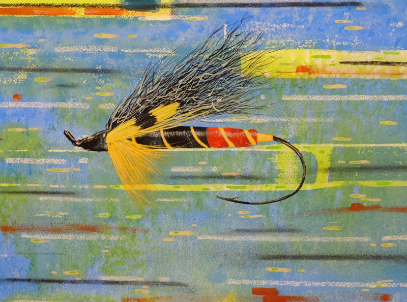 Pat's Fancy Trout Fly
