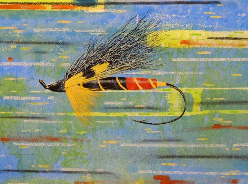 Pat's Fancy Trout Fly