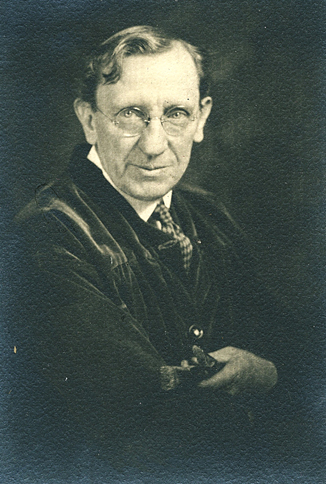 Signed Photograph of the Artist