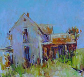 House Near Damascus (Study) *