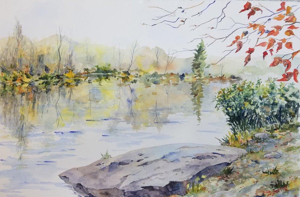 Price Lake Mist