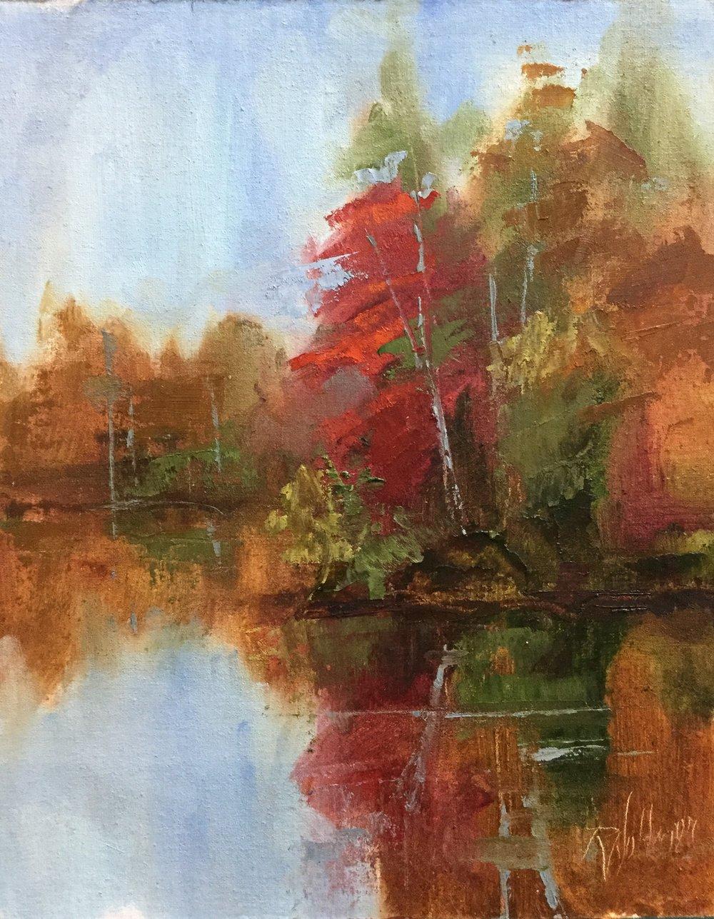 Trout Lake Color