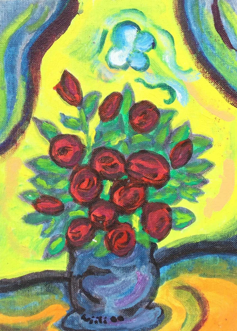 14 Roses