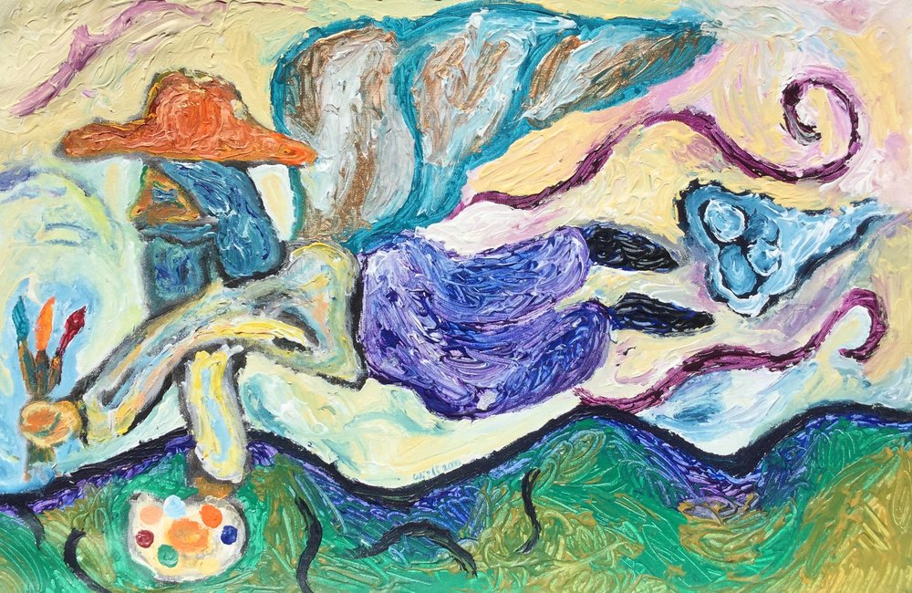 Willi Painting *