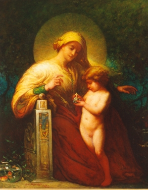 Madonna and Child *