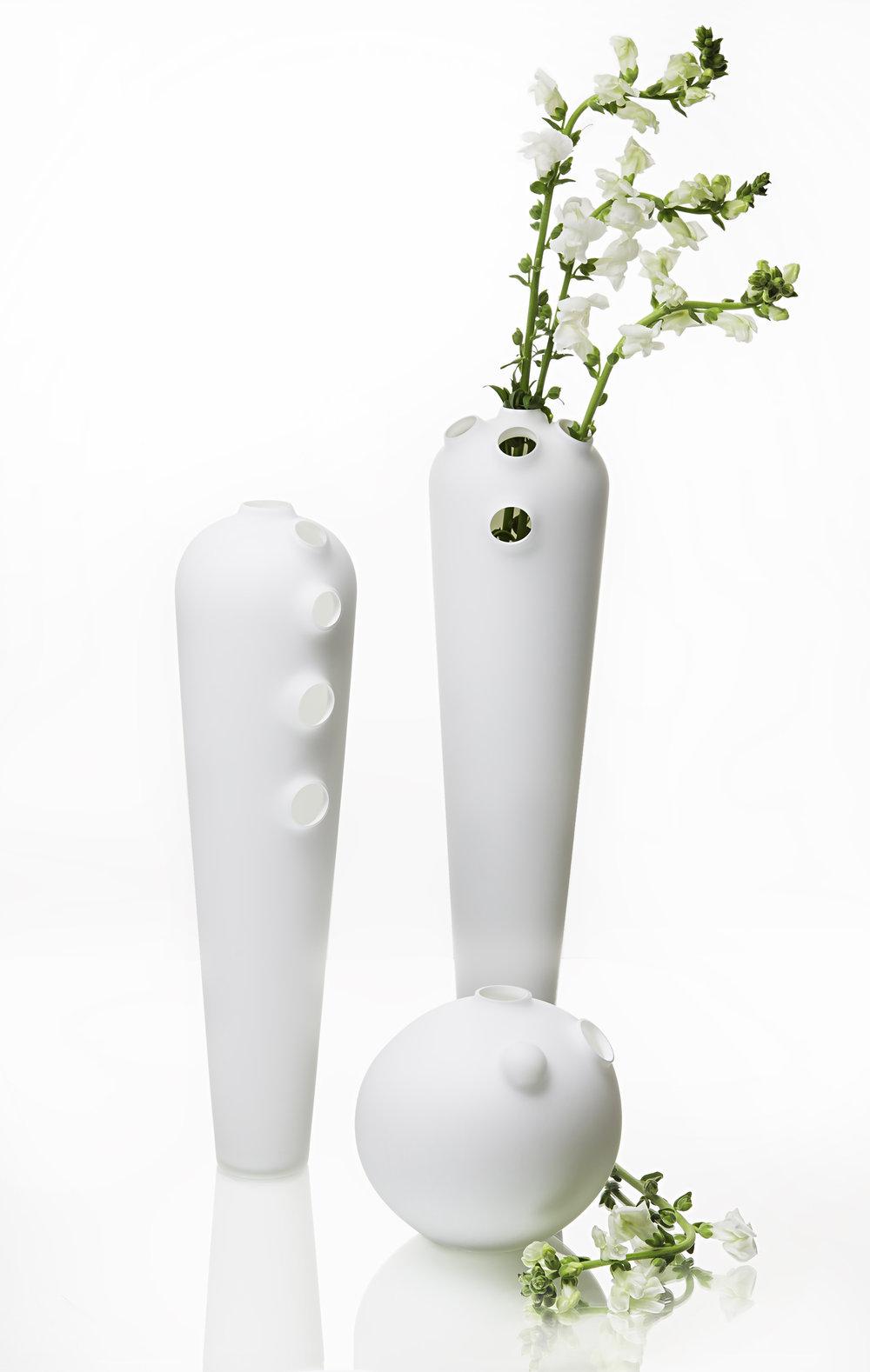 Frosk Vases