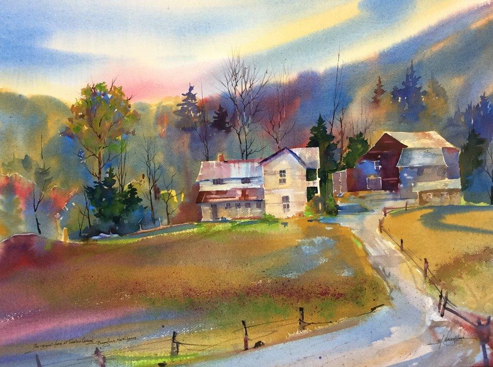 The Original Farm at Tweetsie Railroad *