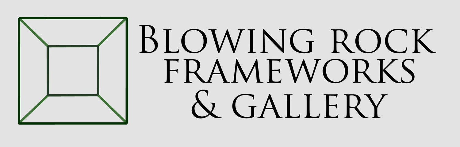 Blowing Rock Frameworks & Gallery