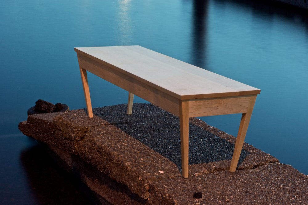 Coffee Table,  Maple