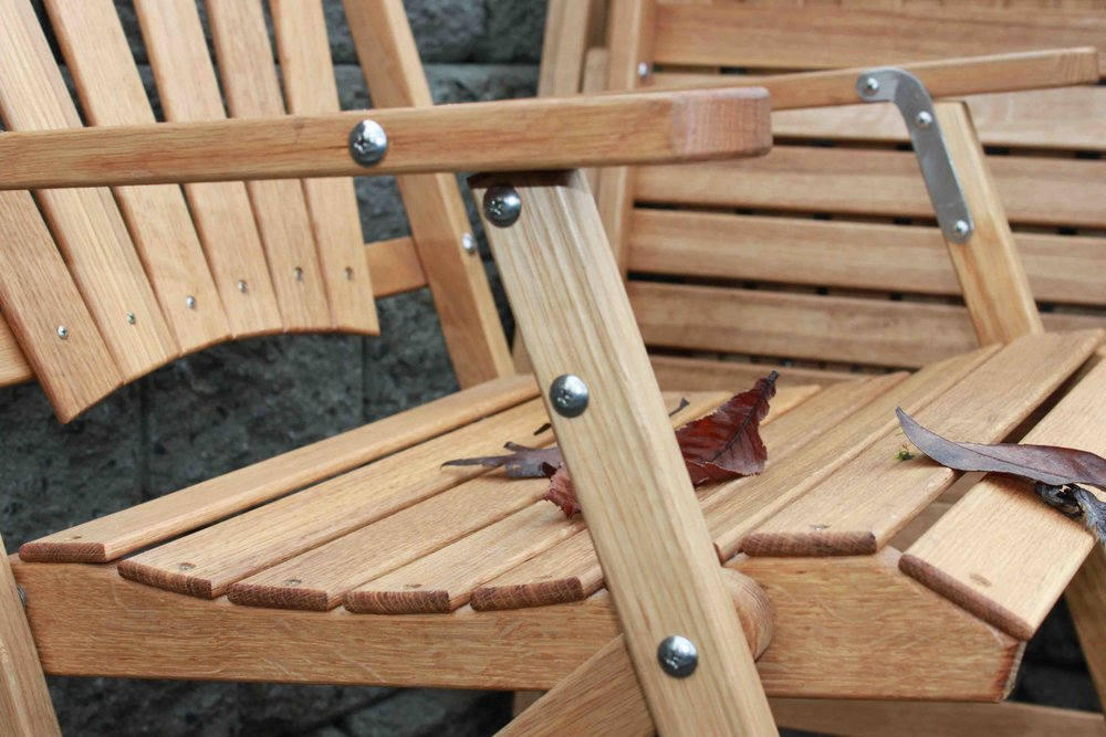 Oak Folding Chair.Detail 1.jpg