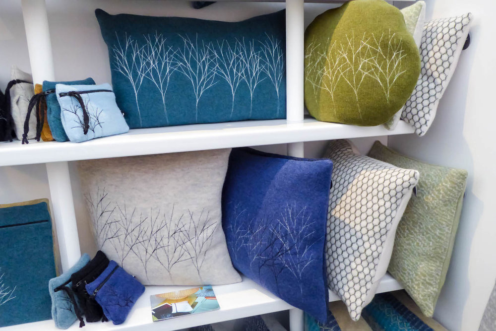 Janie Knitted Textiles