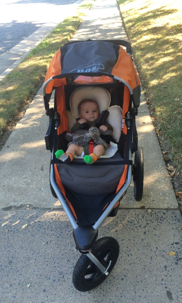 Running Strollers Review Pt. 2: The How To's of Stroller Running ...