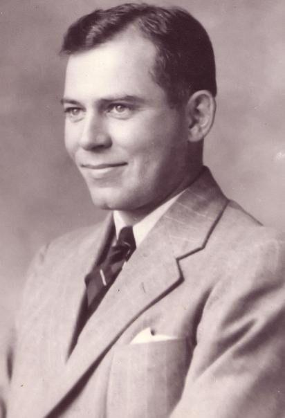 "My grandfather, Thomas Erskine Hite, ""Daddy Rabbit"""