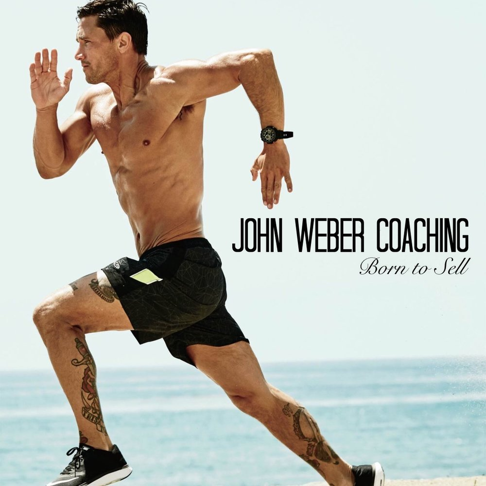 John Weber Coaching - Born to Sell