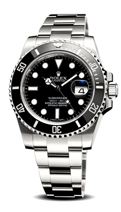The Famous Rolex Submariner-Be on the look out!