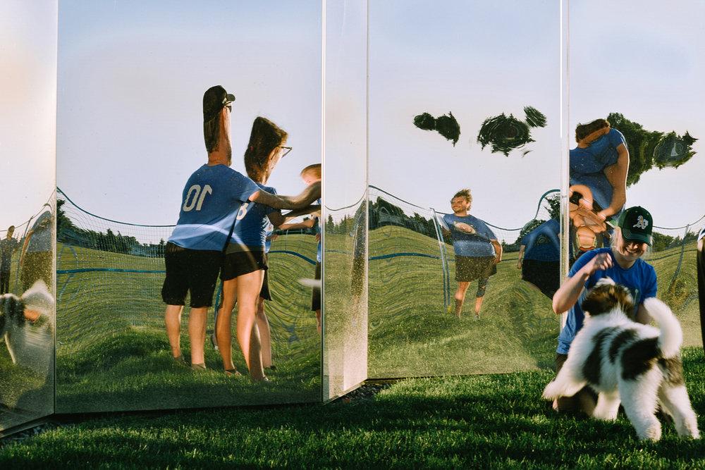 Copy of Castledowns - Mirror fun
