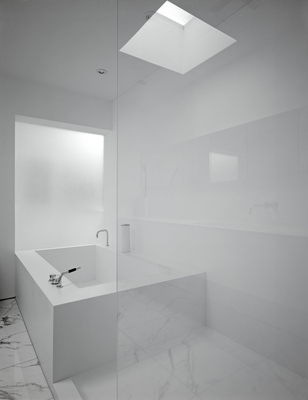 Copy of Russell Hill Road - Washroom Bathroom Shower Glass Bathtub Fauce