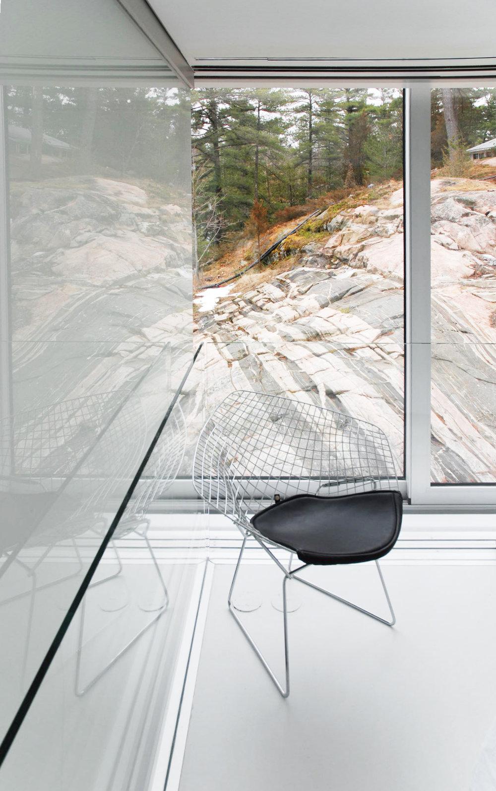 Glass Boathouse -
