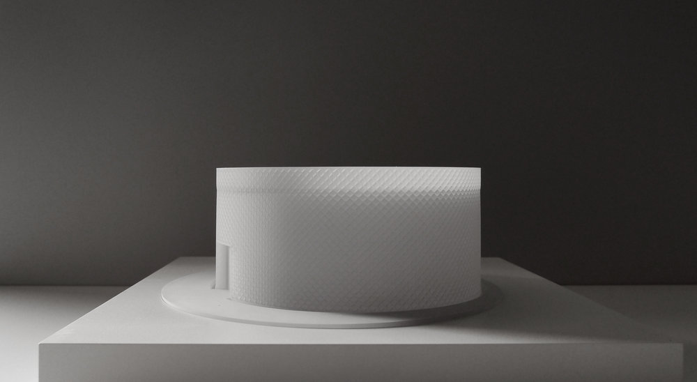 RTC - 3D-printed model