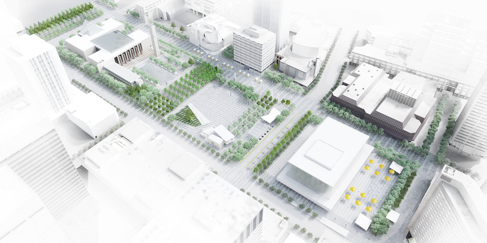 Edmonton Civic Precinct Master Plan -