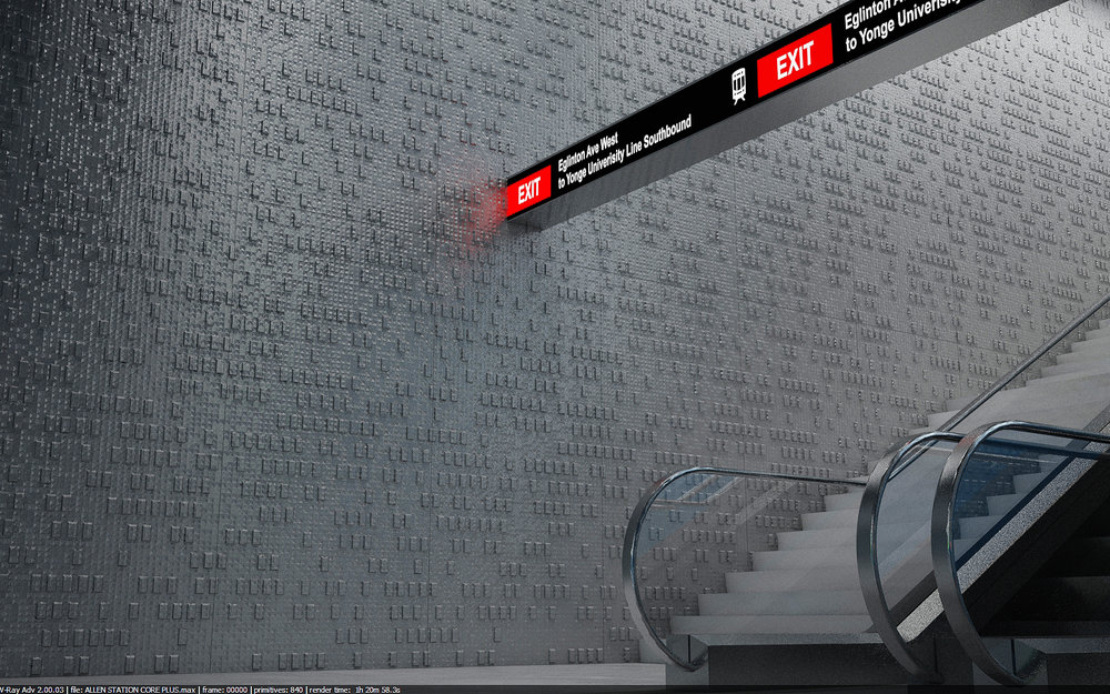 Eglinton Crosstown LRT DX - Concourse