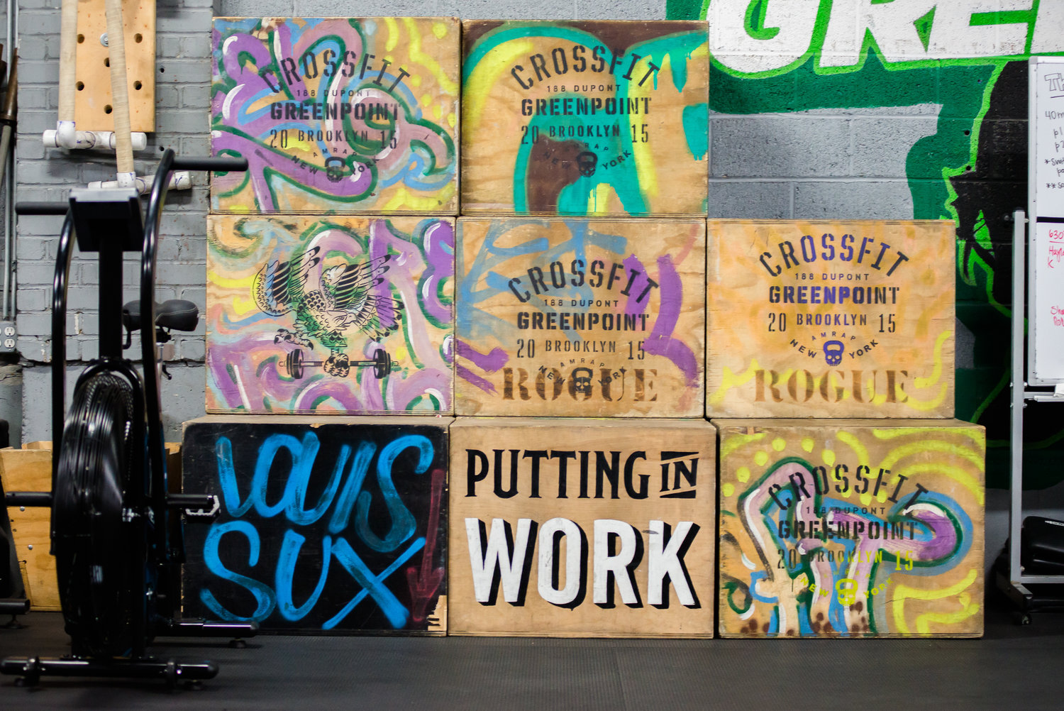 CrossFit Greenpoint Has Been Serving The North Brooklyn Community Since 2012
