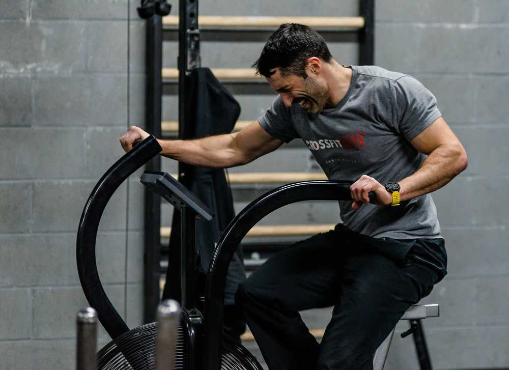 CrossFit Greenpoint Coaches | Mike Tiberia