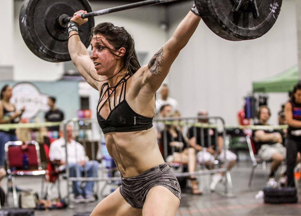 CrossFit Greenpoint Coaches | Deanna Gibaldi