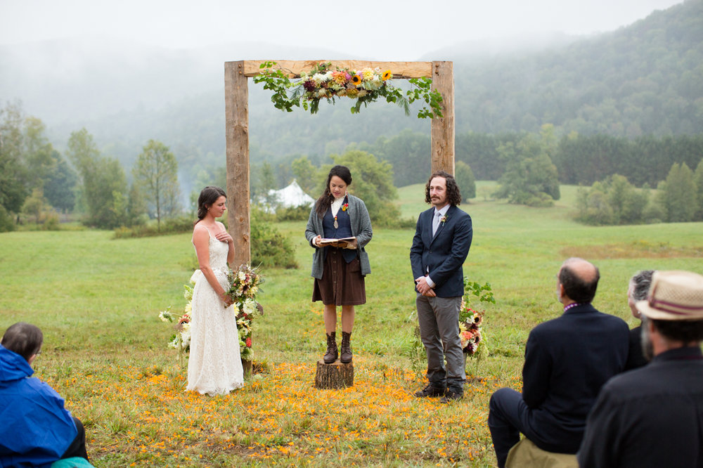 Stitchdown Farm Vermont Wedding Venue