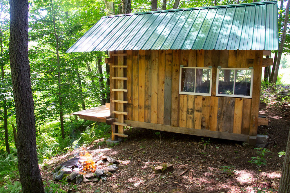 Stitchdown Farm Vermont Farmstay Off-grid oasis